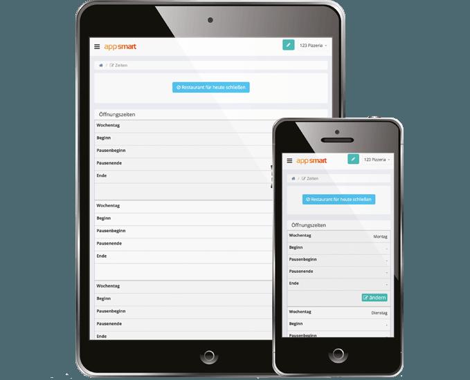 Kundenbereich Mobil
